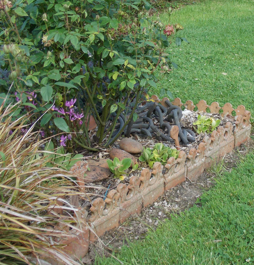 Bordures de jardin