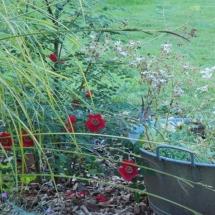 Le jardin de la poterie
